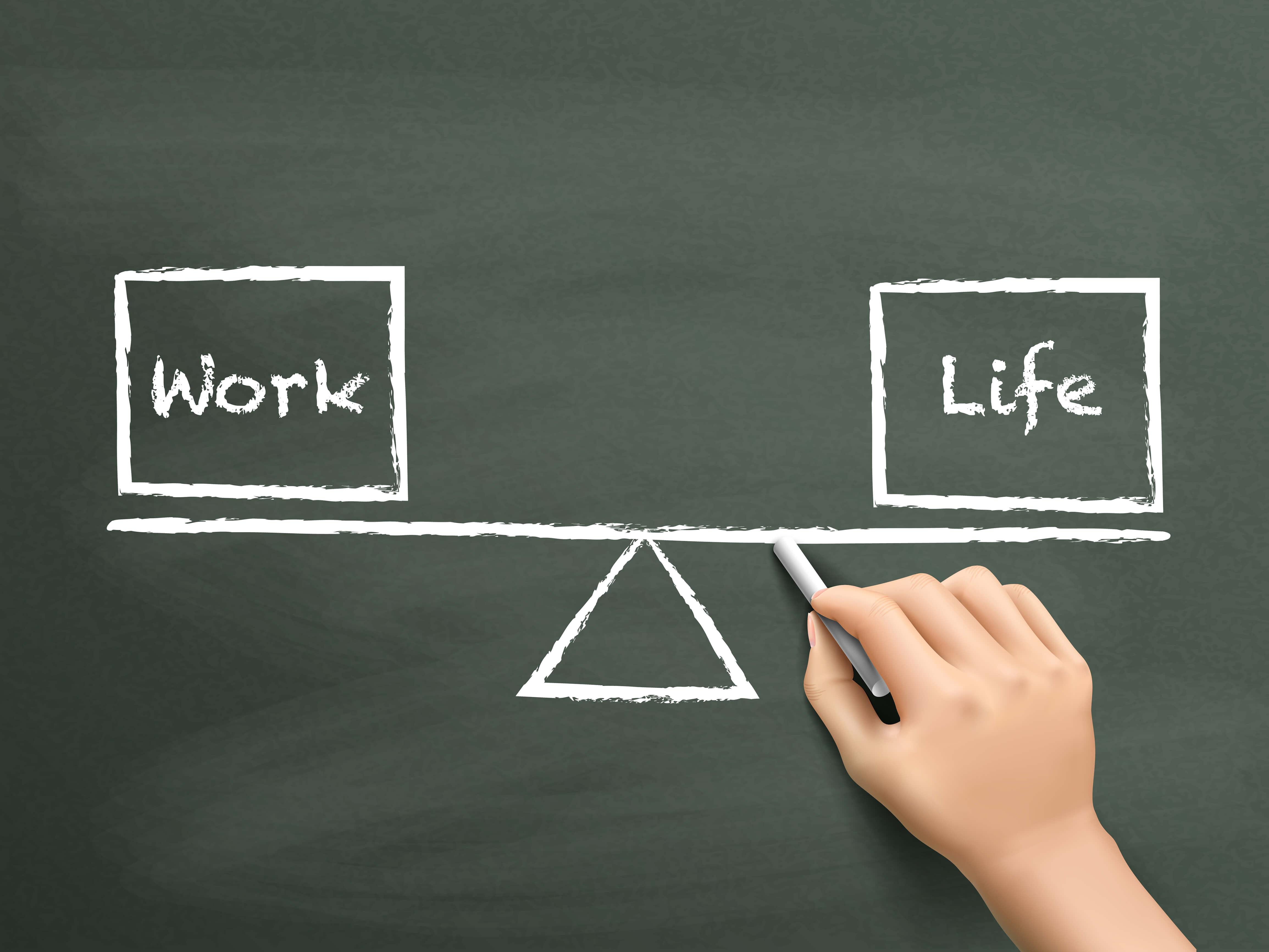 仕事と生活